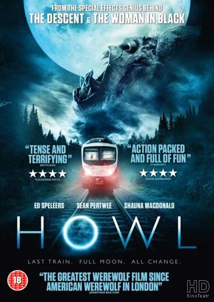Skowyt / Howl (2015) napisy pl