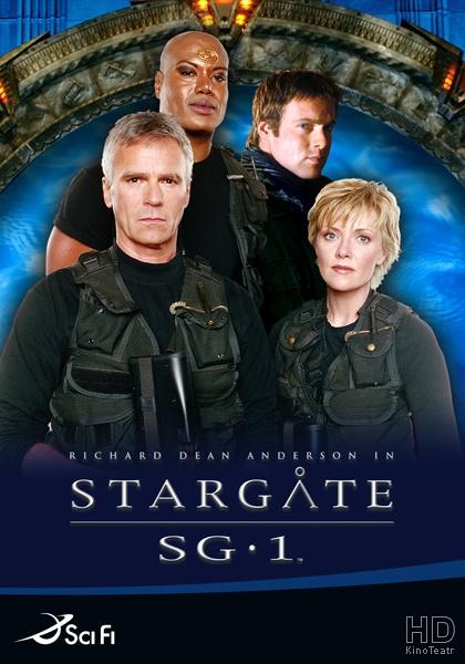 Звёздные врата Вселенная сезон 12 2010 смотреть онлайн